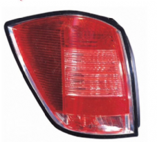 VAUXHALL ASTRA MK 5 ESTATE REAR LIGHT  N/S  PASSENGER SIDE   2005 - 2010